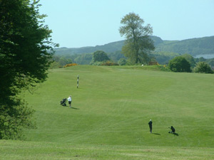 Kirkcudbright Golf Course