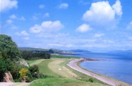 Stranraer Golf Club 18 holes by the Sea - magic